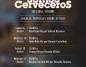 Cronograma de charlas sobre estilos concurso octubre 2016